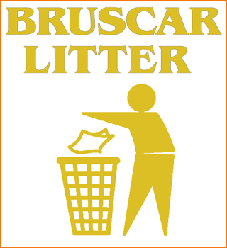 Litter Bruscar Tidyman Labelling